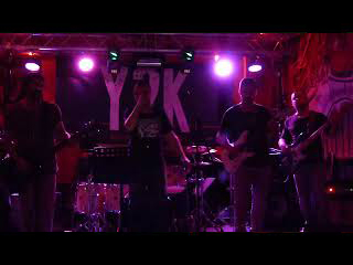 This is How You Remind Me - Nickelback cover by y2k - live @ Cavaillon