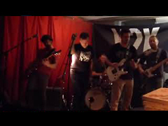 Self Esteem - The Offspring cover by y2k - live @ Marseille